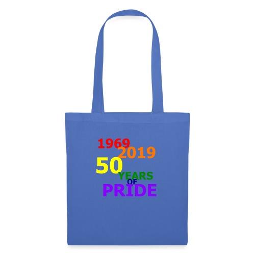 50 Jahre CSD - Stoffbeutel