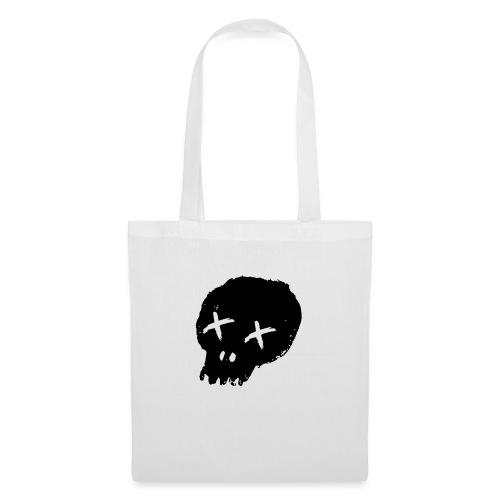 blackskulllogo png - Tote Bag