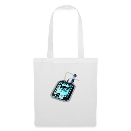 Plasma noir - Tote Bag