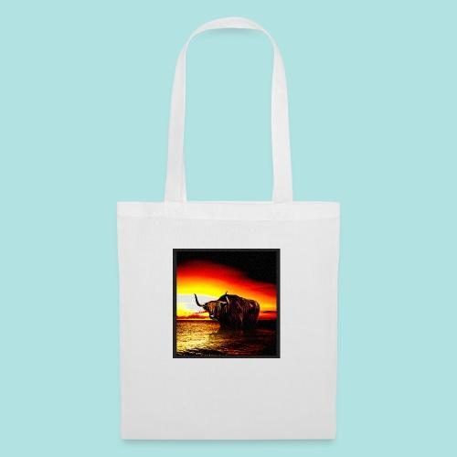 Wandering_Bull - Tote Bag