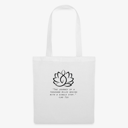 Travel quote 3 - Tote Bag