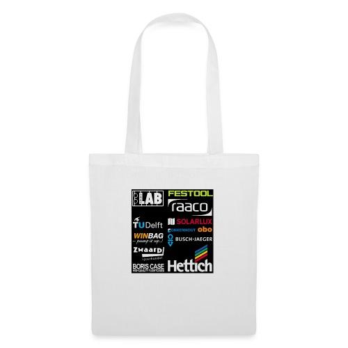 Sponsors back - Tote Bag