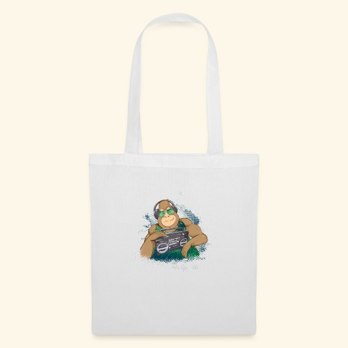 Gorilla Jungle Hiphop - Bolsa de tela