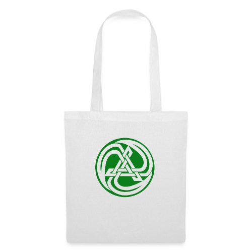 Celtic Anarchy green - Tote Bag