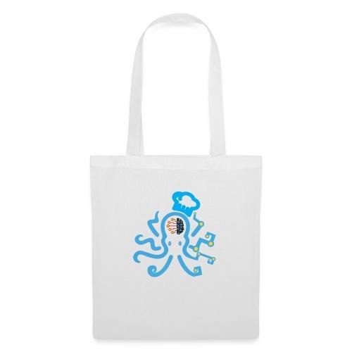 DT3 Octopus - Blue - Stoffbeutel