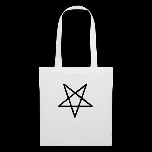 Pentagram2 png - Stoffbeutel