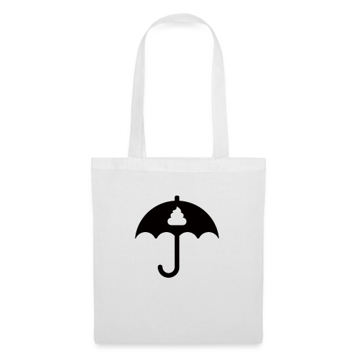 Shit icon Black png - Tote Bag