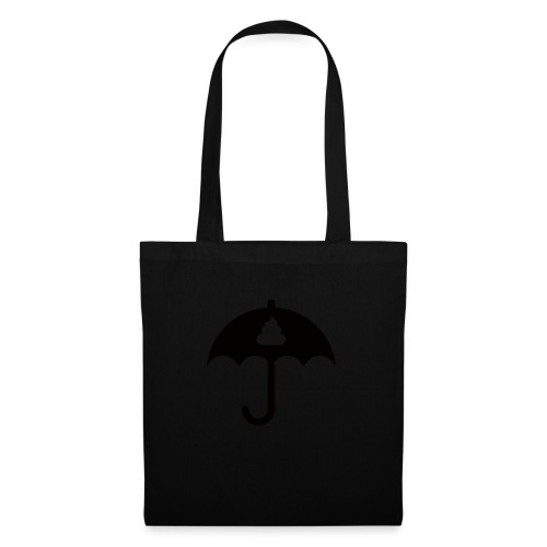 Shit icon Black png - Tote Bag
