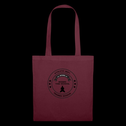 MTS92 BOXING THAI SCHOOL ROND - Tote Bag