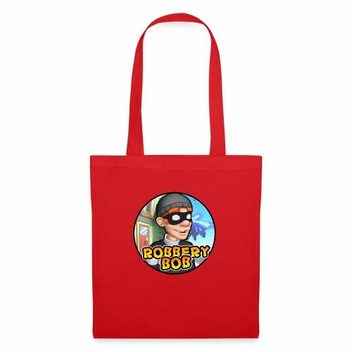 Robbery Bob Button - Tote Bag