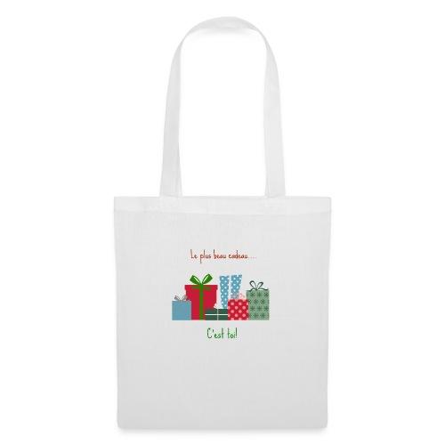 Le plus beau cadeau - Tote Bag