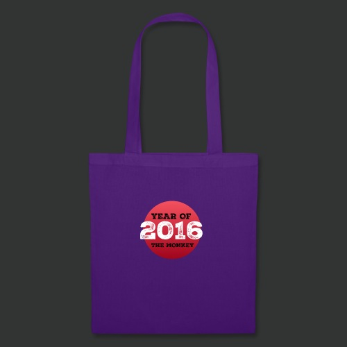 2016 year of the monkey - Tote Bag