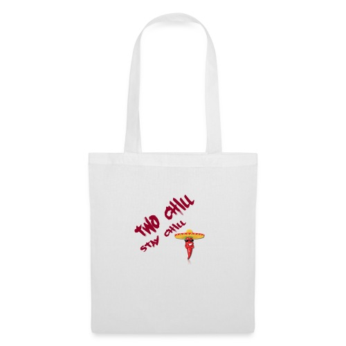 STAY CHILL SHIRT 2 - Tygväska
