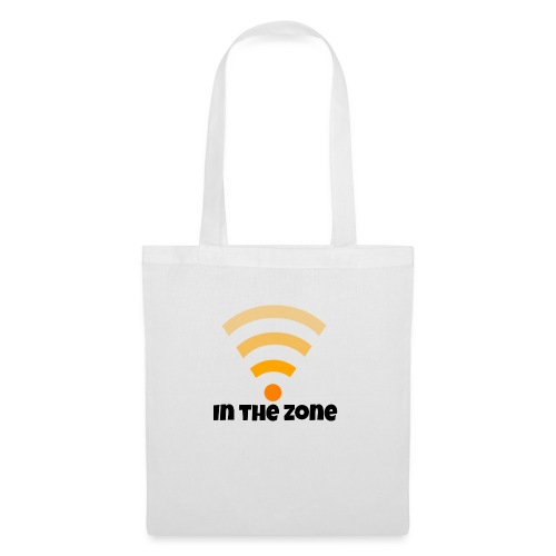 In the zone women - Tote Bag