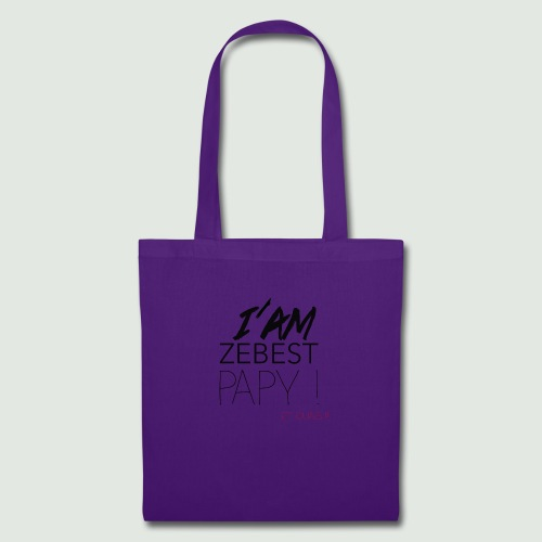 iamezbestpapy - Tote Bag