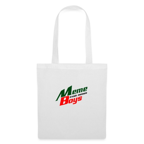 Memeboys Logo Shirt - Tote Bag