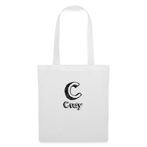 Cray Anstecker - Stoffbeutel