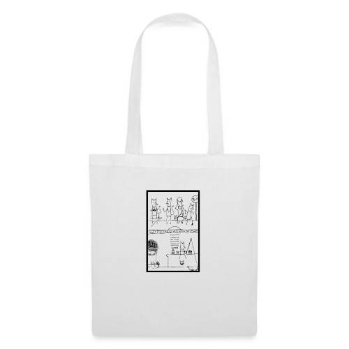 Little Lucifer 1 - Tote Bag