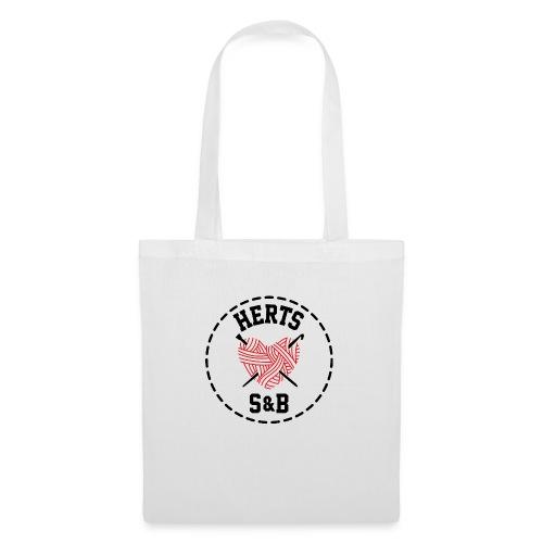 StitchAndBitchFrontLogo_B - Tote Bag