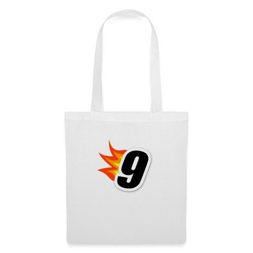 9nnis Logo - Tygväska
