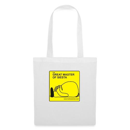 Great Master of Siesta - Tote Bag