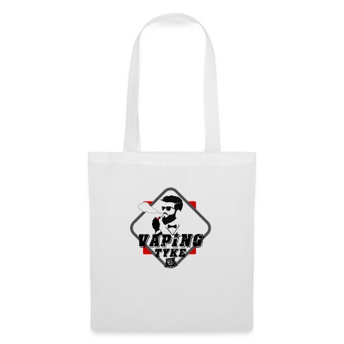 the Vaping tyke - Tote Bag