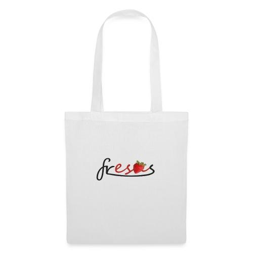 fresa - Bolsa de tela