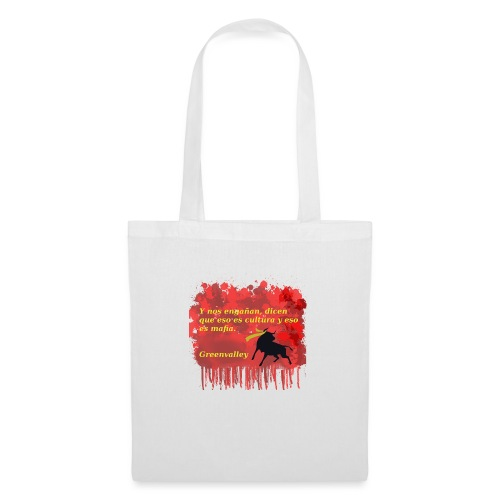 Tauromaquia - Bolsa de tela