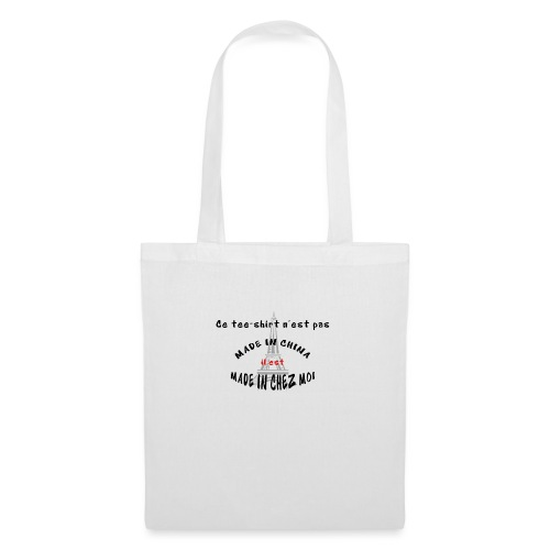 MADE IN CHEZ MOI - Tote Bag
