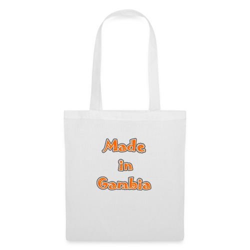 Made in Gambia - Tote Bag