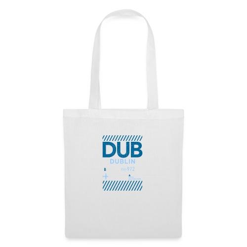 Dublin Ireland Travel - Tote Bag