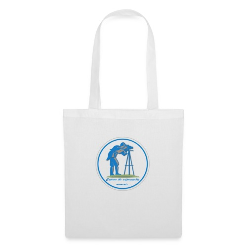 Logo Capture the Moment - Tote Bag