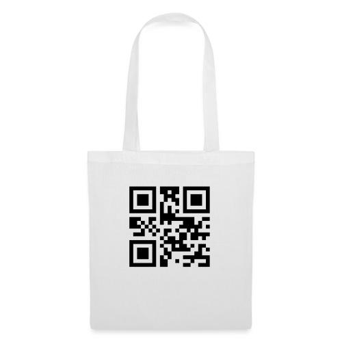 Sono Single QR Code - Borsa di stoffa