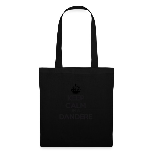 Dandere keep calm - Tote Bag