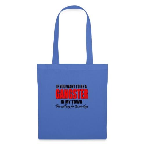ville gangster - Tote Bag