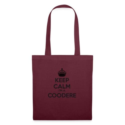 Coodere keep calm - Tote Bag