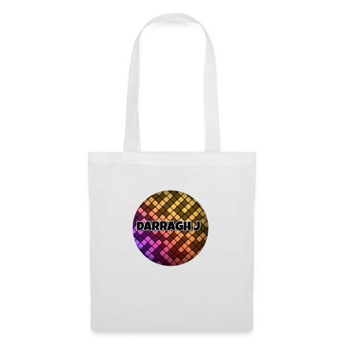 Darragh J logo - Tote Bag