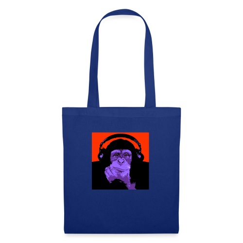 project dj monkey - Tas van stof