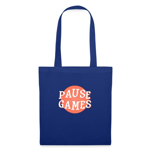 Pause Games Logo - Tote Bag