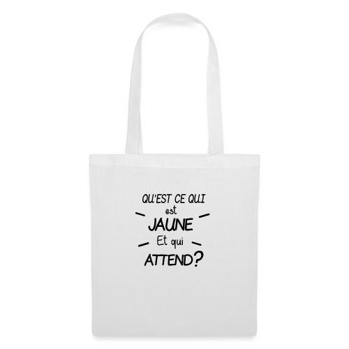 Edition Limitée Jonathan - Tote Bag