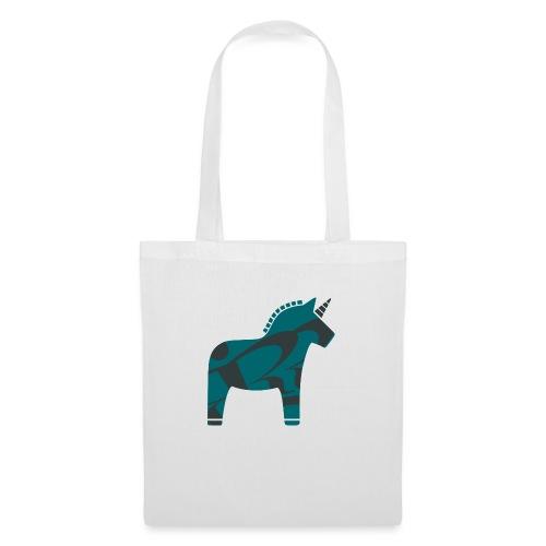 Swedish Unicorn - Stoffbeutel