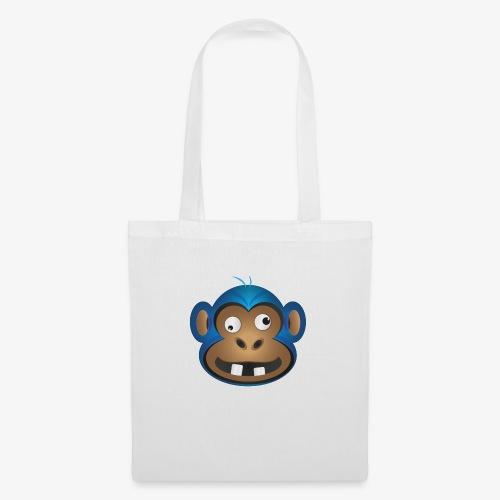 Affenbande Schimpanse - Stoffbeutel