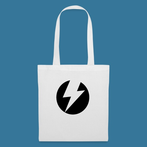 BlueSparks - Inverted - Tote Bag