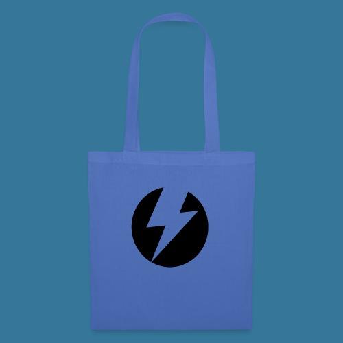 BlueSparks - Inverted - Tote Bag