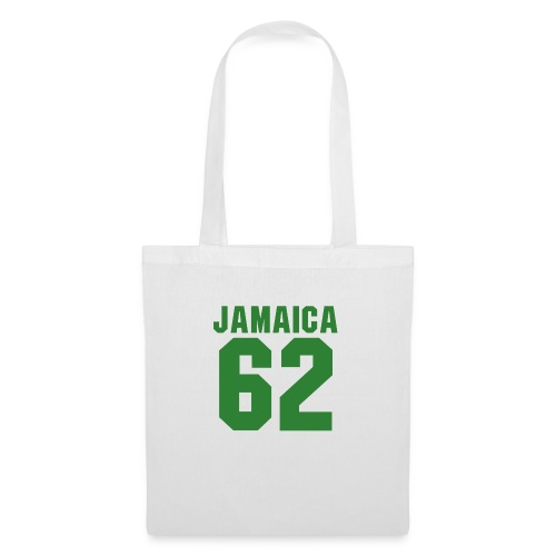 Free Jamaica 1962 - Independence - Proud Jamaicans - Stoffbeutel