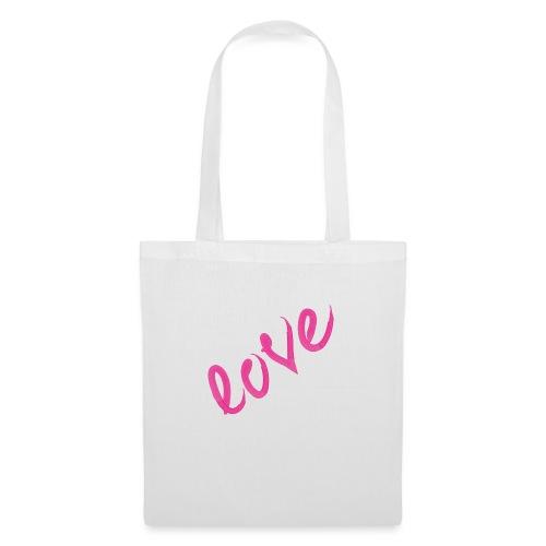 Love pink - Tote Bag