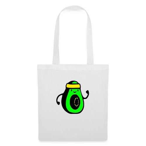 aguacate ninja - Bolsa de tela