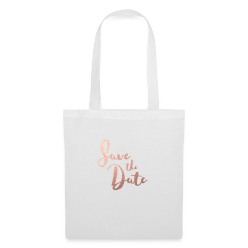 Save the Date - Tote Bag