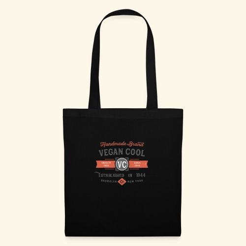 VEGAN COOL VINTAGE Brand - Tote Bag
