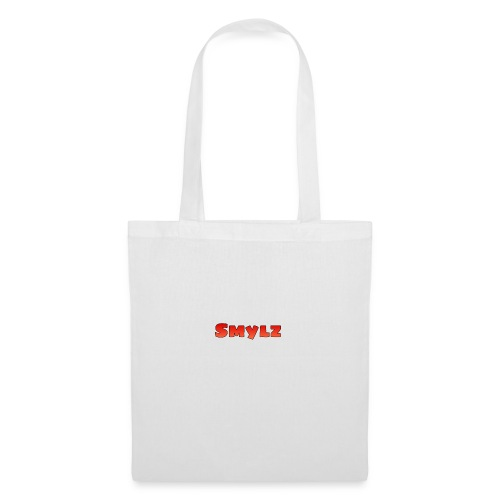Smylz merch logo - Tygväska